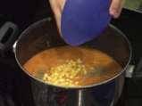 Крем супа с червени чушки 4