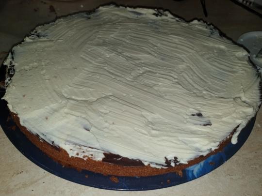 """Торта """"Трио"""""""