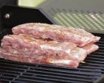 Свински ребра с бирен барбекю сос 7