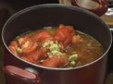 Супа с печена тиква и домати 6
