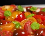 Чийзкейк с чери домати и крем сирене Philadelphia с билки  13
