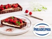 Еспресо-тарт с крем сирене Philadelphia