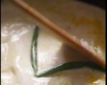 Пилешка супа с кокос и скариди 3