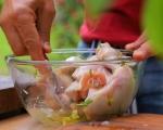 Пилешки крилца с лимонов пипер 2