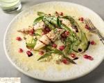 Арабска салата с пиле и булгур 3