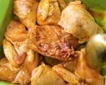 Средиземноморски гювеч с пиле 3