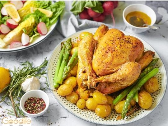 Умната Грета и приказно вкусното пиле