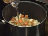 Супа от кестени и пащърнак 2