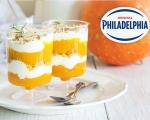 Десерт с тиква и Philadelphia 2