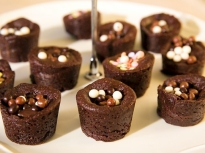 Шоколадови сладки