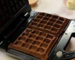 Шоколадови гофрети 3