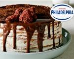 Палачинкова тирамису торта с Philadelphia  3