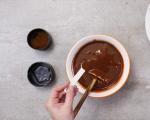 Шоколадов чийзкейк с еспресо 7