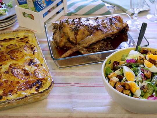 Великденски обяд