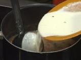 Пилешка супа с овесени ядки 4