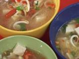 Супа с тофу и соеви кълнове