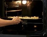 Мини еклери Париж-Брест с крем от шамфъстък  4