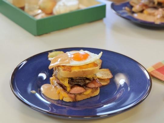 Португалски сандвич: Франсезиня