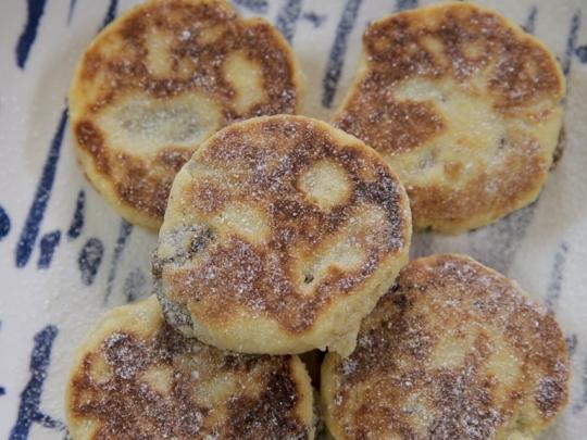 Уелски бисквити