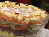 24-часова редена мексиканска салата