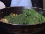 Филе от риба меч с  гарнитура от задушени зеленчуци 3