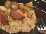 Ориз с шпек и бамя