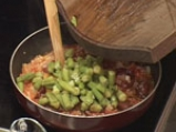 Ориз с шпек и бамя 3