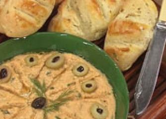 Соева разядка и лучени хлебчета