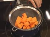 Пюре от тиква и картоф