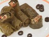 Сарми с лозов лист и маслини