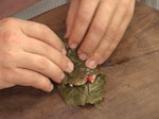 Сарми с лозов лист и маслини 3