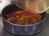Пълнени сушени чушки с картофи и наденица 6