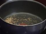 Яйчено къри с леща