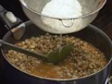 Яйчено къри с леща 4