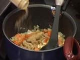 Супа от оранжева леща 2