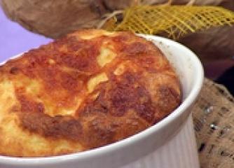 Суфле от кашкавал