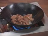 Свинско с китайско зеле 3