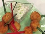 Кюфтета с шунка, картофи и кисело зеле