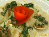 Италианска паста с пълнеж