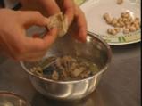 Рибена салата с нахут 2