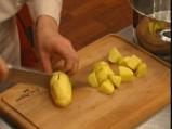 Кюфтета от праз с маслинов сос 2