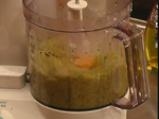Кюфтета от праз с маслинов сос 4