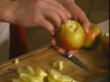 Печена ябълка по тракийски