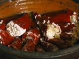 Сушени чушки с лук 2