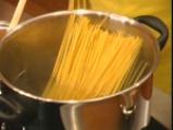 Спагетини със сардини 4
