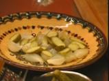 Лучена салата с орехи 3