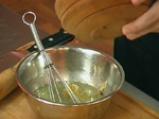 Подлучена картофена салата със зелен фасул 3