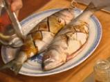 Задушена риба в джинджифилов сос