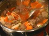 Телешки кебап със зеленчуци 3