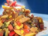 Зеленчуци по индонезийски - условно
